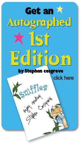 Get an Autographed 1st Edition by Stephen Cosgrove